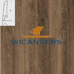WICANDERS Steckfußleiste Eiche Nougat