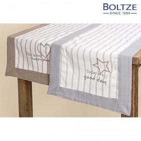 Boltze Tischläufer LUCKY Länge 140 cm