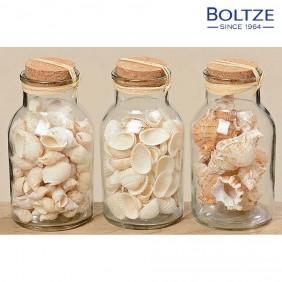 Boltze STREU SHELL Materialmix natur