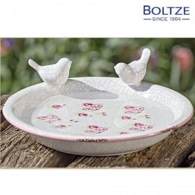 Boltze Vogeltränke ROSIE rosa
