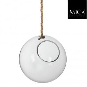 MICA Teelichthalter RUND Ø 27 cm