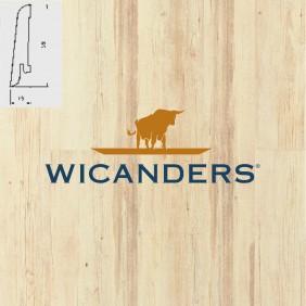 WICANDERS Steckfußleiste Pinie Rustikal Pastel