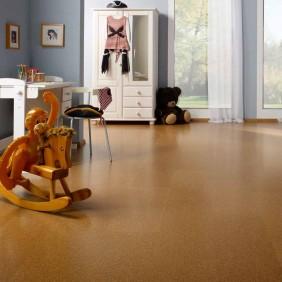 Korkboden Und Linoleum Ohne Schadstoffe