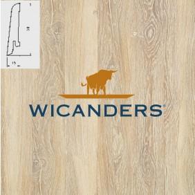 WICANDERS Steckfußleiste Esche Rustikal Desert