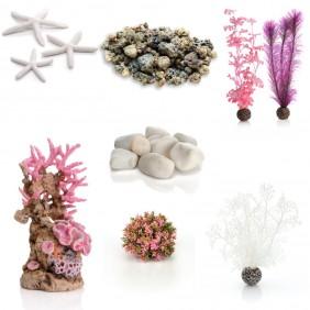 biOrb Aquarium Dekoration - Rose´- für Serie LIFE