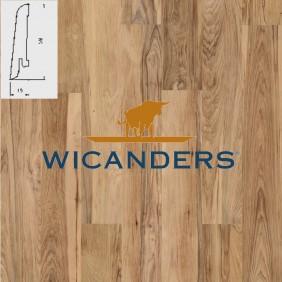 WICANDERS Steckfußleiste Hickory Prime