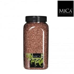 MICA Streudeko Granulat MICA rosa 2-3 mm Körnung