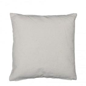 MICA Kissen SAVANNA in off white aus 100% Baumwolle