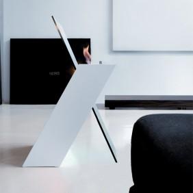 calaido fire design BIO-KAMIN KLINO aus Edelstahl