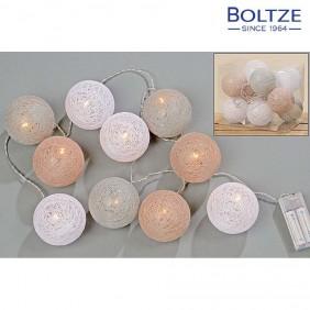 Boltze Lichterkette PERRY Länge 165 cm