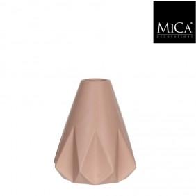 MICA Vase MIA Altrosa Ø 13,5 cm