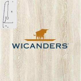 WICANDERS Steckfußleiste Esche Rustikal Ferric