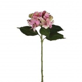 MICA Kunstpflanze Hortensien in Rosa