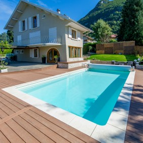 Terrassendiele UPM ProFi Classic Deck Lifecycle -Walnut