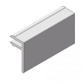 elevato Terrassensystem VALVA Halteclip für Keramikblende