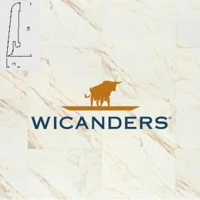 WICANDERS Steckfußleiste Marmor Carrara