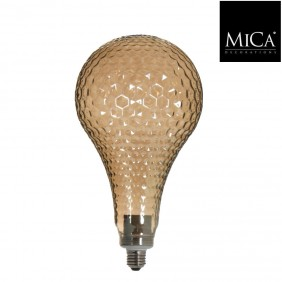 MICA Lampe ROW SCHWARZ Ø 16,5 cm