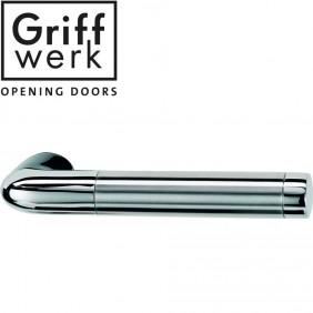 GRIFFWERK Griffpaar ANTONELLA K3- Edelstahl poliert/ matt