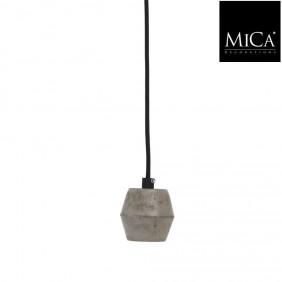 MICA Lampe ORVAL in Betonoptik