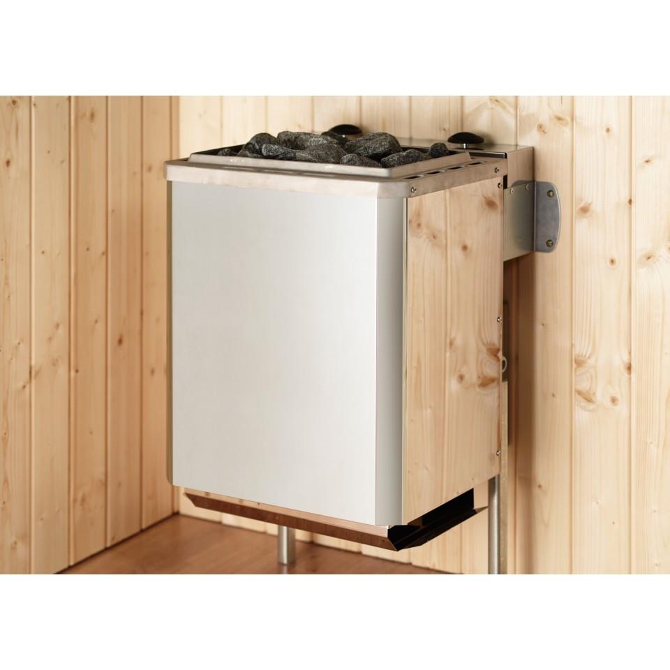weka saunaofen kompakt 9 kw 400 volt mein. Black Bedroom Furniture Sets. Home Design Ideas