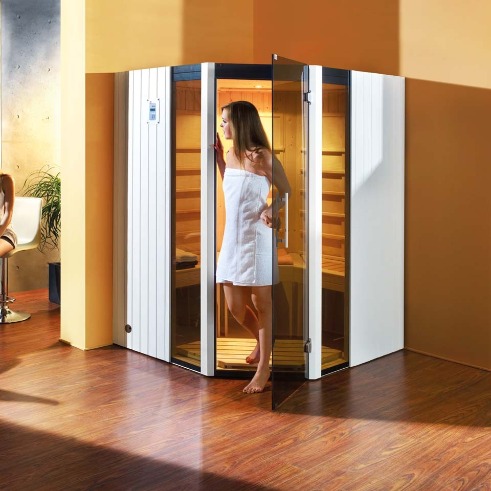 weka infrarotkabine osby eck mein. Black Bedroom Furniture Sets. Home Design Ideas
