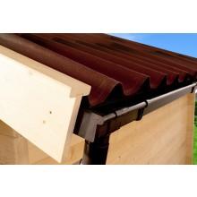 Weka Schindelplatten-Set für Satteldächer