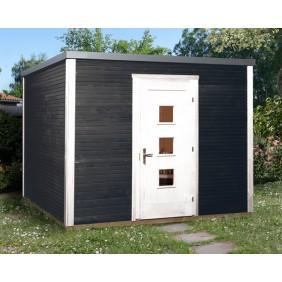 Weka Gartenhaus Flachdachhaus 1 45 mm