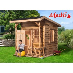 Weka Kinderspielhaus Abenteuerhaus Mecki