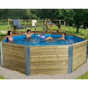 Weka 45 mm Swimmingpool Korsika 2 Sparset