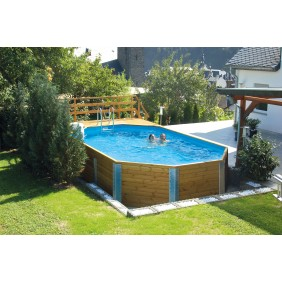Weka 45 mm Swimmingpool Korfu 1 Sparset