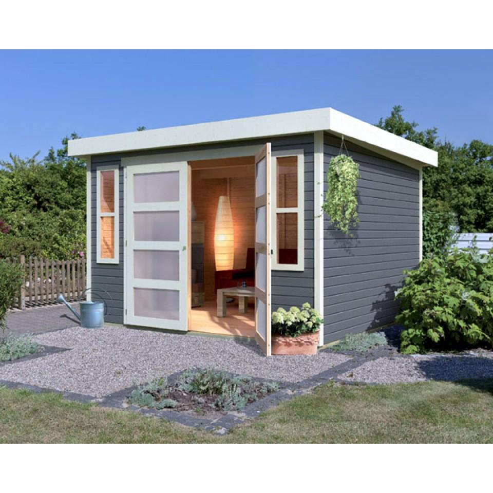 karibu gartenhaus ger tehaus m hlendorf 3 4 5 19 mm mein. Black Bedroom Furniture Sets. Home Design Ideas