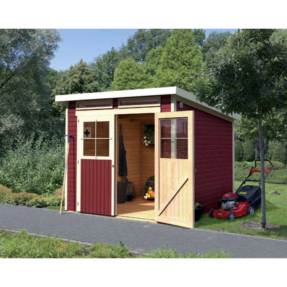 karibu eco gartenhaus ger tehaus grebenau gl cksburg 2 3 4 5 19 mm mein. Black Bedroom Furniture Sets. Home Design Ideas