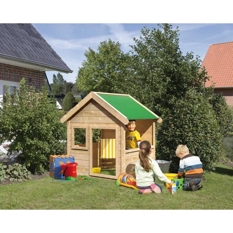 karibu akubi kinderspielger t kinderspielhaus jim karibu. Black Bedroom Furniture Sets. Home Design Ideas