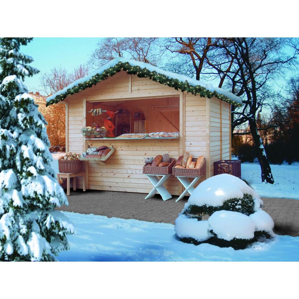 karibu marktstand verkaufsstand 1 2 karibu. Black Bedroom Furniture Sets. Home Design Ideas