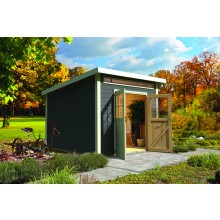 Karibu Woodfeeling Gartenhaus Kulpin 6 - 28 mm