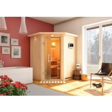 karibu sauna cortona sparset mein. Black Bedroom Furniture Sets. Home Design Ideas