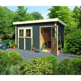 Karibu Woodfeeling Gartenhaus Tintrup 28mm
