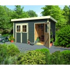 Karibu Woodfeeling Gartenhaus Tintrup - 28 mm