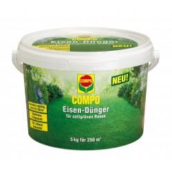 COMPO Eisen-Dünger (5 kg für 250 m²)