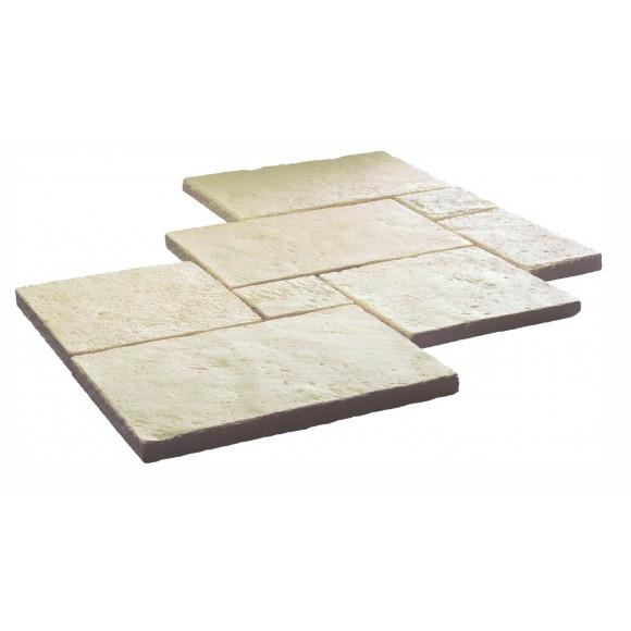 Weserwaben Opus Terrassenplatten Set Mein Gartenshop24 De