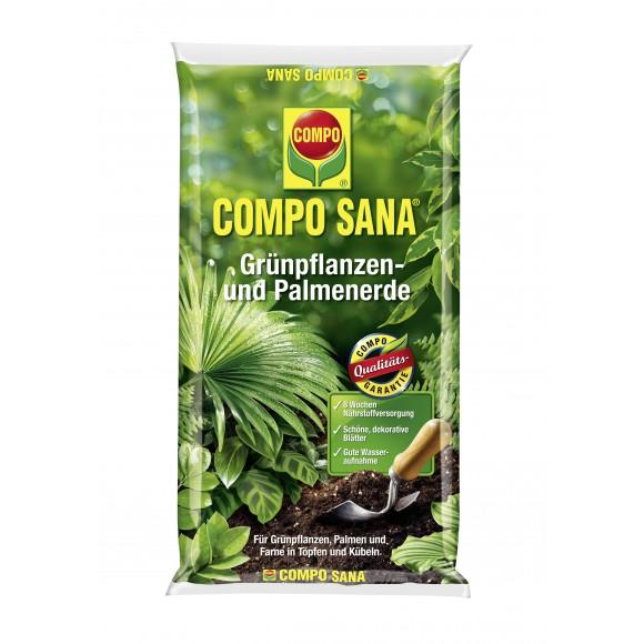COMPO SANA® Grünpflanzen  Und Palmenerde