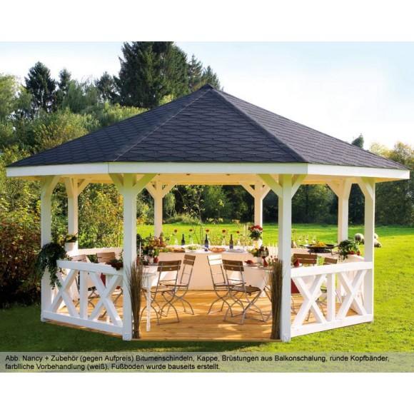 Pavillons & Lauben Für Den Garten Online Bestellen Holzpavillon Im Garten Stilvolle Alternative Zu Der Gartenlaube