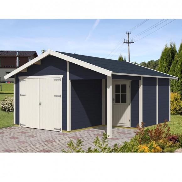 Garage Holz skan holz garage varberg 1 2 3 mein gartenshop24 de
