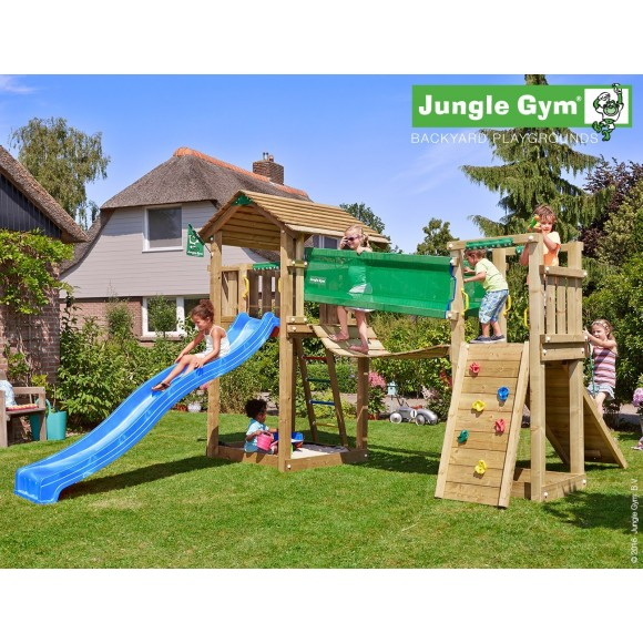 holzpaket jungle gym swing module ohne kit jungle gym. Black Bedroom Furniture Sets. Home Design Ideas