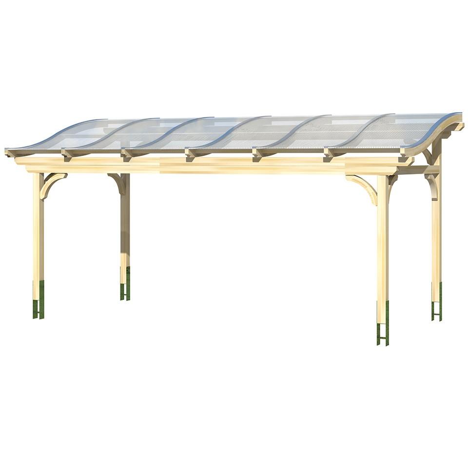 skan holz terrassen berdachung florenz mit geschwungenen sparren breite 648 cm mein. Black Bedroom Furniture Sets. Home Design Ideas