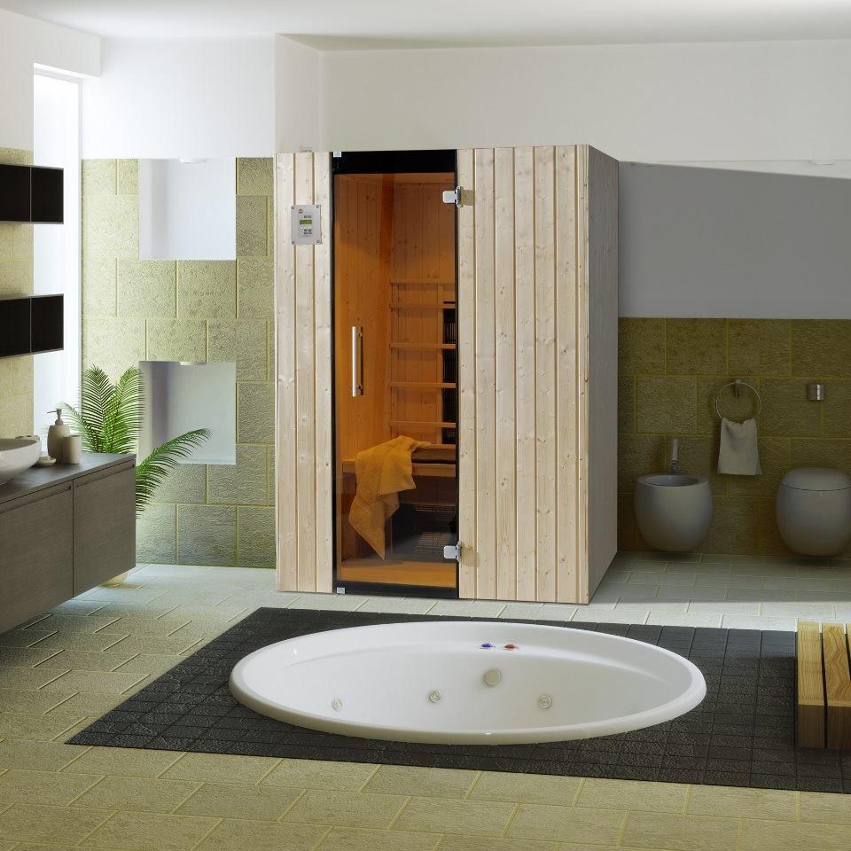 weka infrarot ir kabine 543 tanilla gr 2 mein. Black Bedroom Furniture Sets. Home Design Ideas