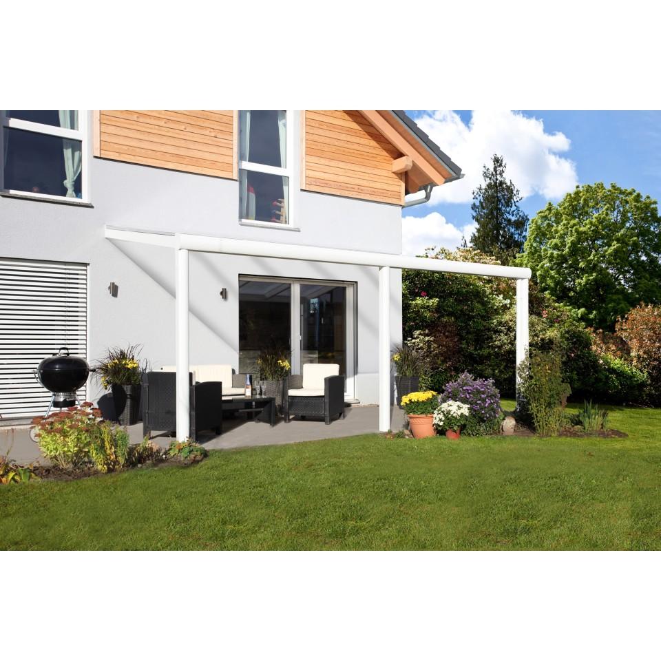 skan holz aluminium terrassen berdachung monza breite 648 cm mein. Black Bedroom Furniture Sets. Home Design Ideas