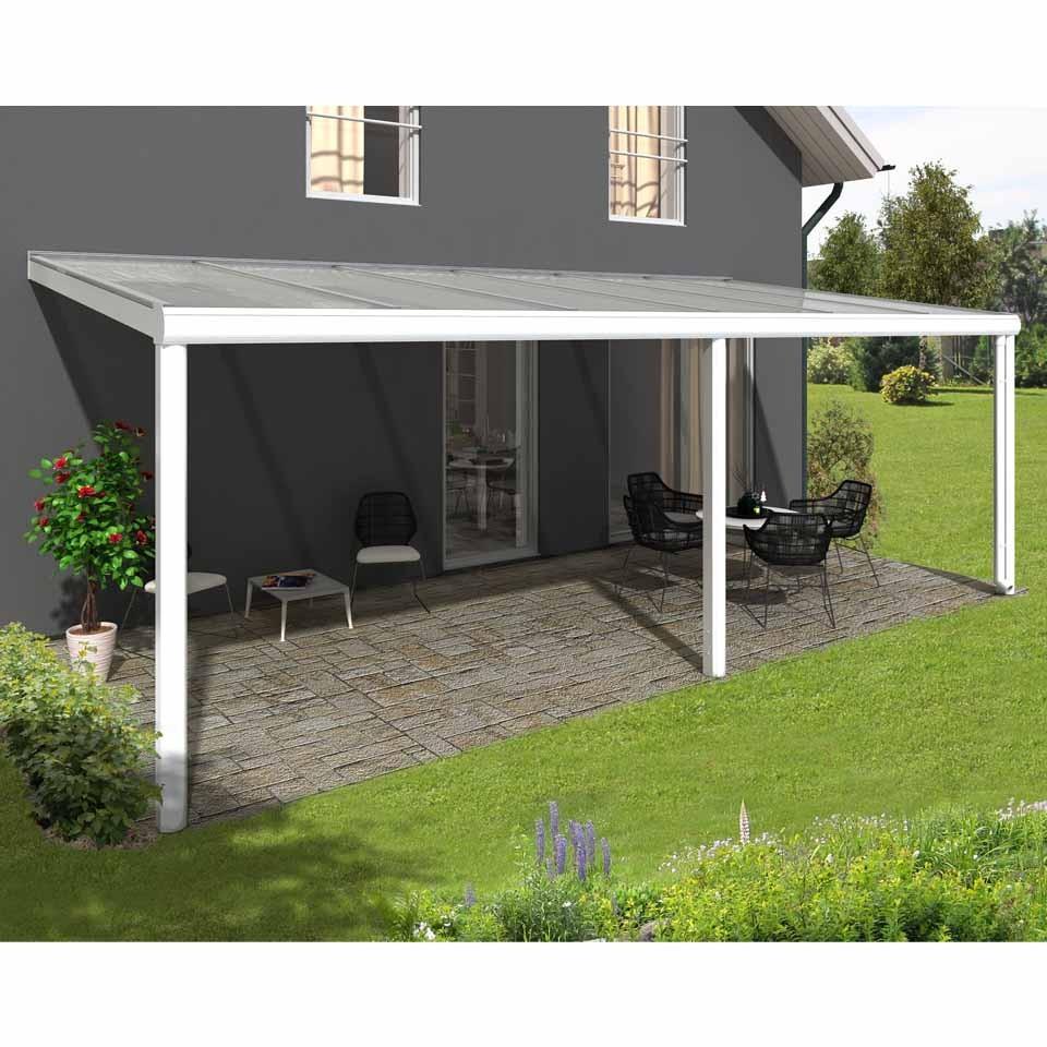 Skan Holz Terrassenuberdachung ~ Skanholz garda aluminium terrassenüberdachung