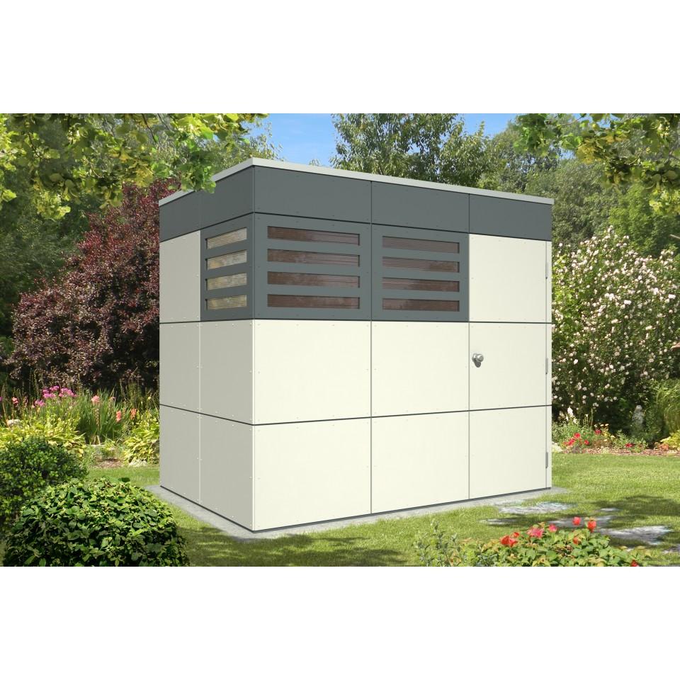 skan holz cross cube gartenhaus sydney 2 skanholz. Black Bedroom Furniture Sets. Home Design Ideas