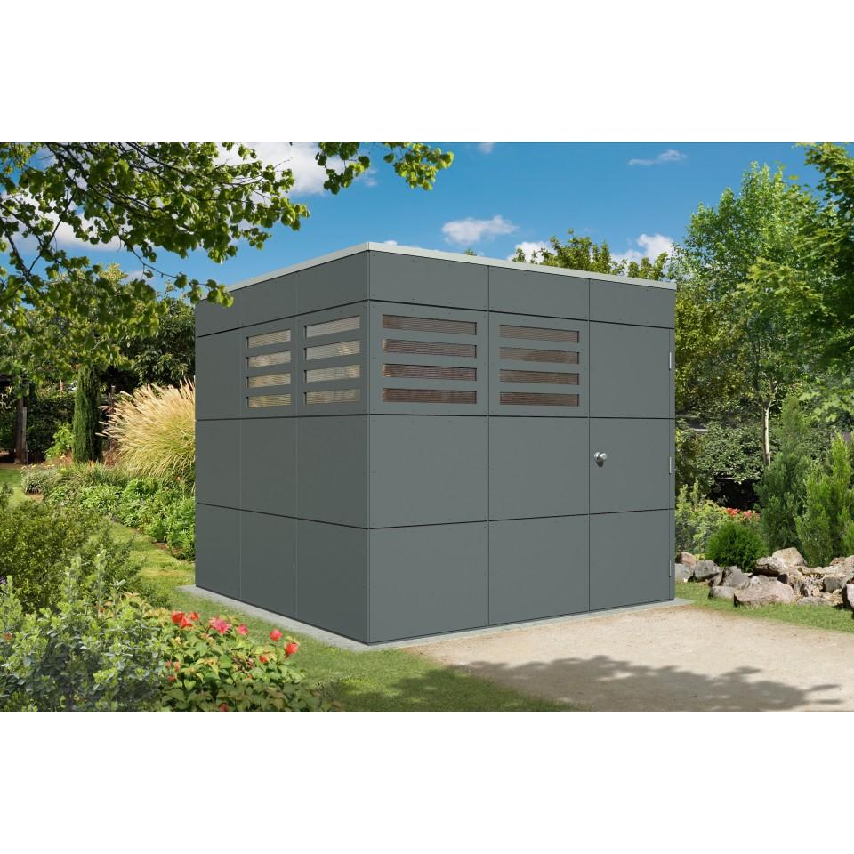 skan holz cross cube gartenhaus brisbane 3 mein. Black Bedroom Furniture Sets. Home Design Ideas